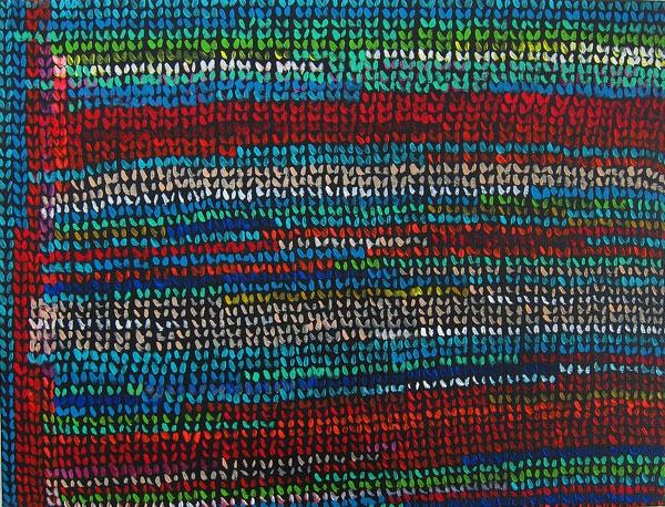 o.t. acryl/leinwand 30cm x 40cm
