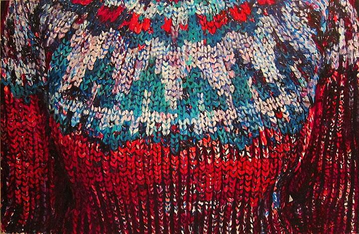 »o.T.« öl/leinwand  120cm x 180cm 2012