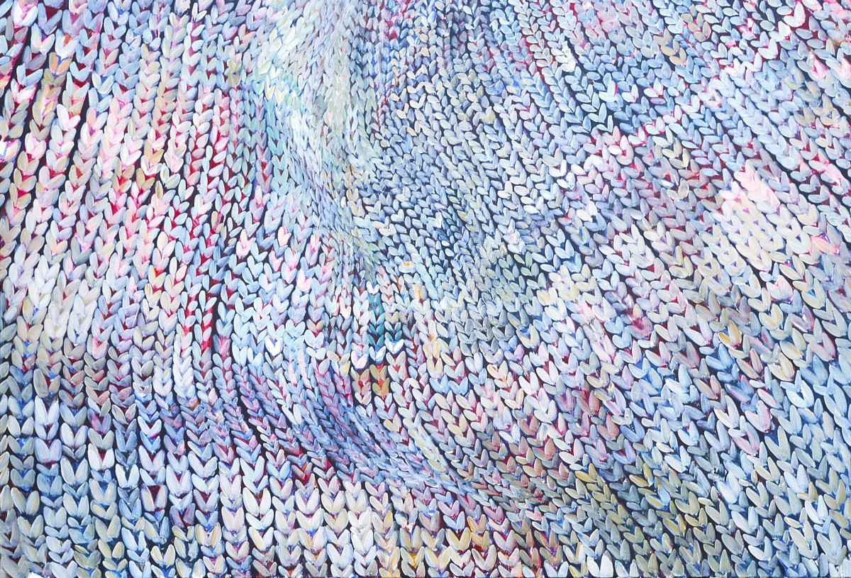 »o.T.«    öl/leinwand    130cm x  190cm    2006